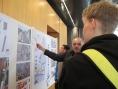 Zu Besuch in Konstanz bei einem Architektenwettbewerb mit Bürgerbeteiligung. Foto: Lisa San Martin Hörig