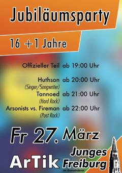Plakat 16 + 1
